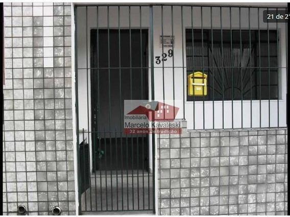 Casa Para Alugar Por R$ 2.000/mês - Ipiranga - São Paulo/sp - Ca0693