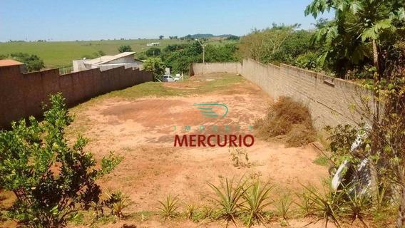 Terreno Residencial À Venda, Residencial Primavera, Piratininga. - Te0545