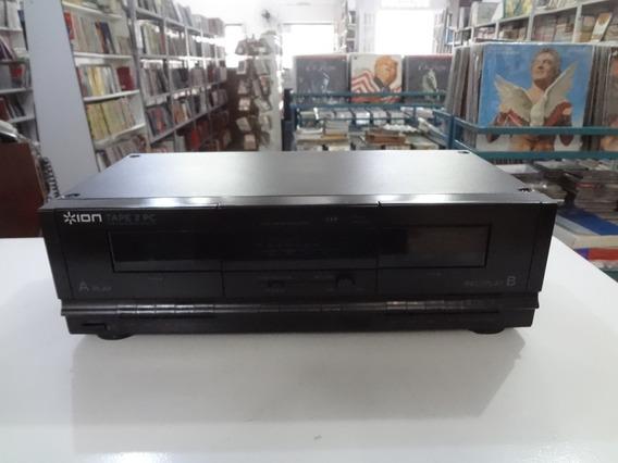 Tape-deck Ion Tape 2pc