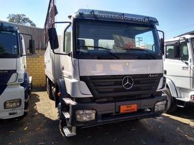 Mercedes-benz Mb 2831 - 2009 - 6x4 - Comboio
