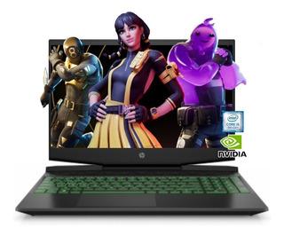 Laptop Gamer Hp Pavilion I5 9300h 8gb Gtx1050 Fortnite Pubg