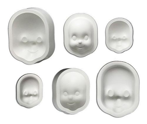 Imagen 1 de 8 de Moldes, Cortadores E Inyectores Para Porcelana Fría Y Fomix