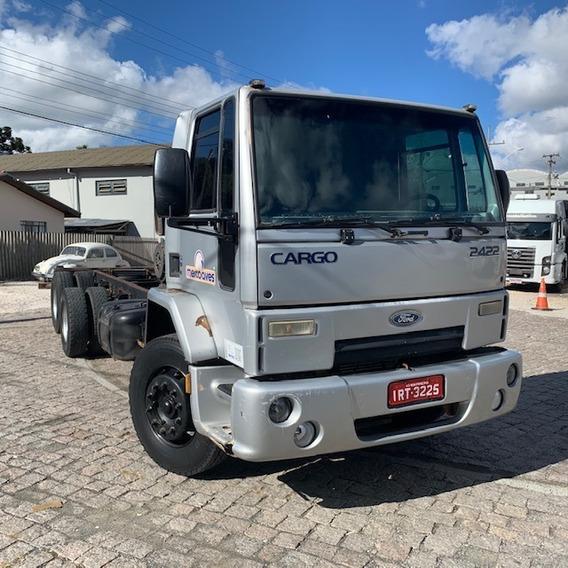 Ford Cargo 2422 E