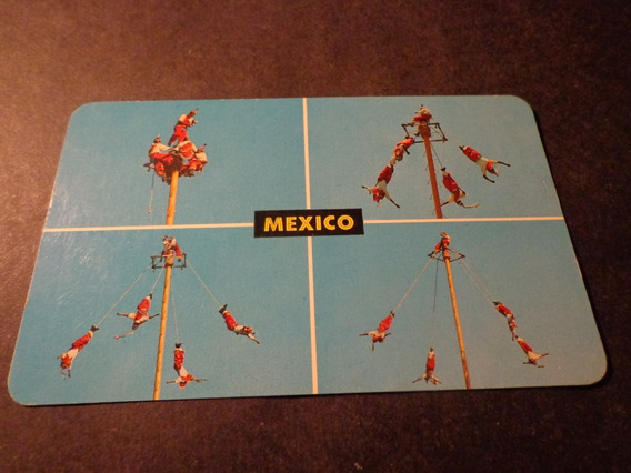 México- Indios Voladores De Papantla- Foto Kipi Turok