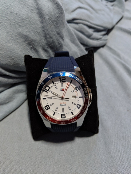 Relógio Tommy Hilfiger Th 200 Azul