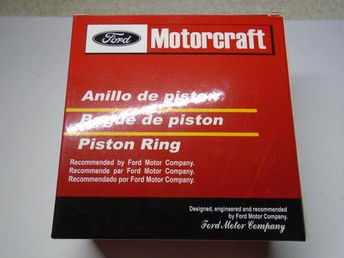 Anillos Motor Ford Fiesta 1.6 Move En 020