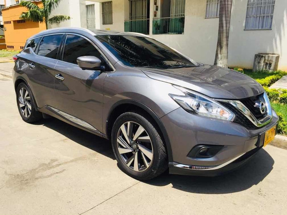 Nissan Murano Exclusive Full