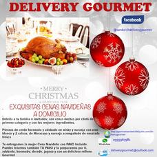 Deliciosos Pavos Navideños Y Para Fin De Año A Domicilio