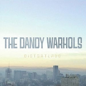 Lp Dandy Warhols Distortland