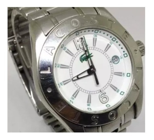 Relógio De Pulso Lacoste Masculino Webclock T12514