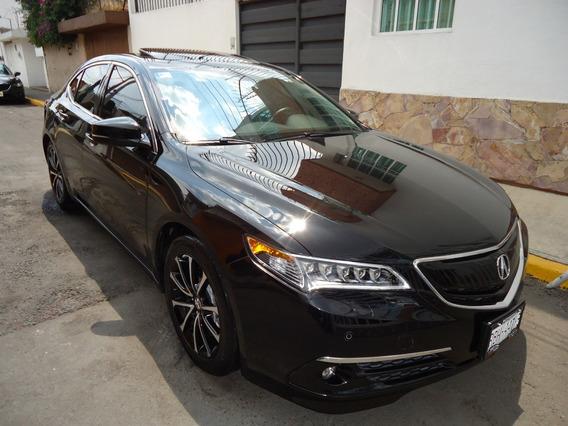 Acura Tlx 3.5 Advance Automatico 2015