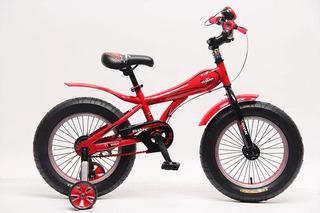 Bicicleta Fat Bike R16 Varon Nena Envio Gratis