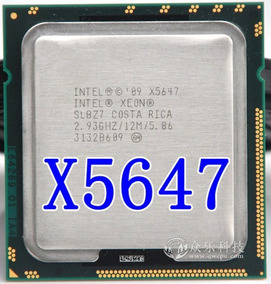 Processador Intel Xeon X5647 2,93ghz 12mb Socket 1366