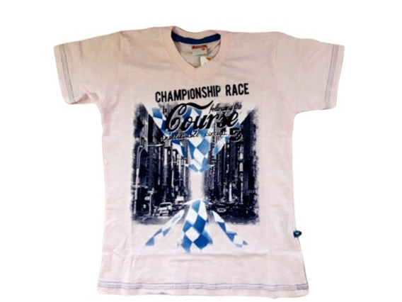 Camiseta Infantil Molekada Tam. 4 6 8 Anos Menino M/curta