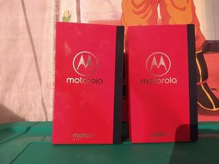 Moto Z3 Play Xt1929-6 64gb 4gb Ram Libre Sellado Nuevo