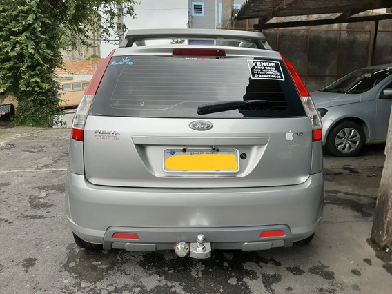 Ford Fiesta 1.6 Trail Flex 5p 105 Hp 2009