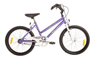 Bicicleta Halley Cross Standart 19067 R20 Obelix D