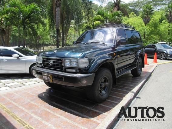 Toyota Burbuja Vx Inyeccion 4x4 At 7 Puestos Cc4500