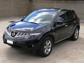 Nissan Murano At Cvt Excelente Estado Segundo Dueño Permutas