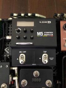 Pedal Line 6 M5 Com Controlador