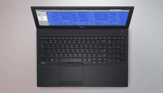 Laptop Dell Precision 7530 15.6 Intel Core I5-8300 64g/1tb