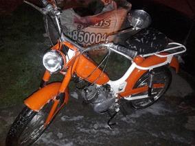 Moto Vintage Retro Zanella Bambina