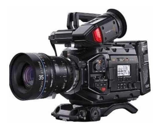 Blackmagic Design Ursa Pro 4.6k G2 Digital Cinema Câmera