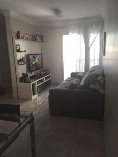 Apartamento No Jardim Anália Franco, São Paulo  - Af11566