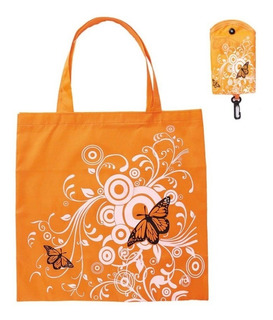 Bolsa Reutilizables Ecológica Supermercado Diseño Mariposa
