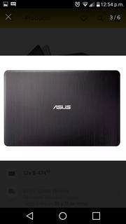 Laptop Asus Seminueva