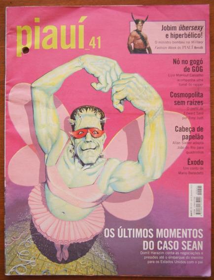 Revista Piauí Nº 41 Fev/2010