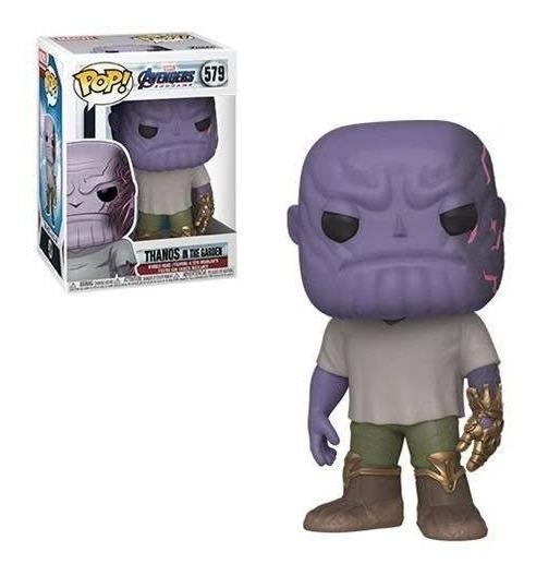 Funko Pop Thanos Endgame Original 100%
