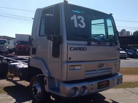 Ford Cargo 816 Vw Mercedes-benz Chassi Bau Carroceria