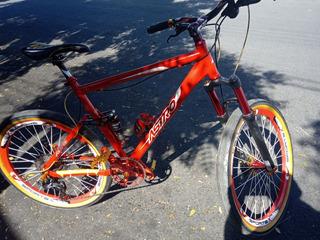 Bicicleta 26 Astro Xtc Full Garfo Ssupercell 29 Ar 120mm