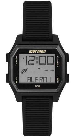 Relógio Mormaii Feminino Luau Preto Mo3124aa/8p