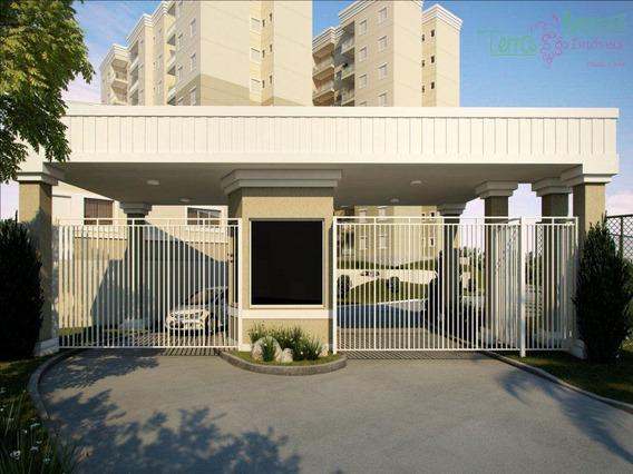 Apartamento Residencial À Venda, Capivari, Louveira. - Ap0138