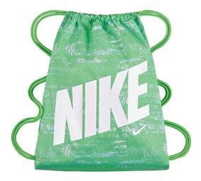 Sacola Nike Ya Graphic Gymsack Garantia Loja Tênis Preto