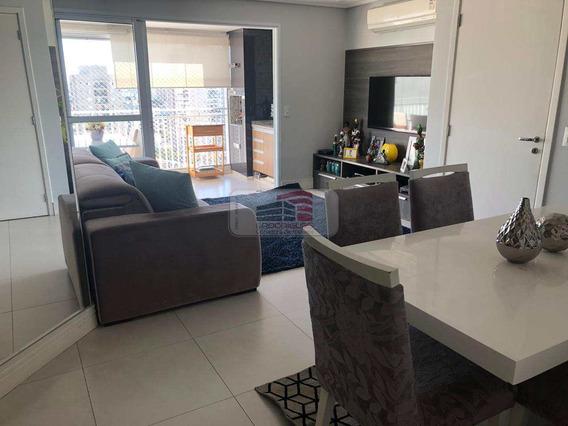 Apartamento Com 3 Dorms, Osvaldo Cruz, São Caetano Do Sul - R$ 800 Mil, Cod: 1259 - V1259