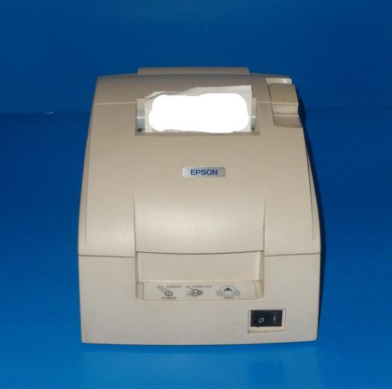 Impresora Epson Tm U220pd Tickera No Fiscal 105 Dls