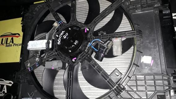 Kit Radiador Completo Nissan Sentra 2015 2.0 Automático