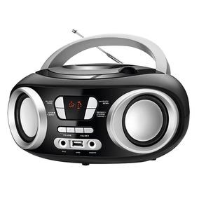 Rádio Boombox Nbx-13,usb,fone De Ouvido,fm,6wrms-mondial