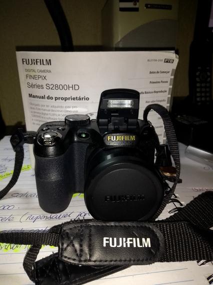 Digital Camera Fujifilm Finepix S2800hd Com Manual Prop.