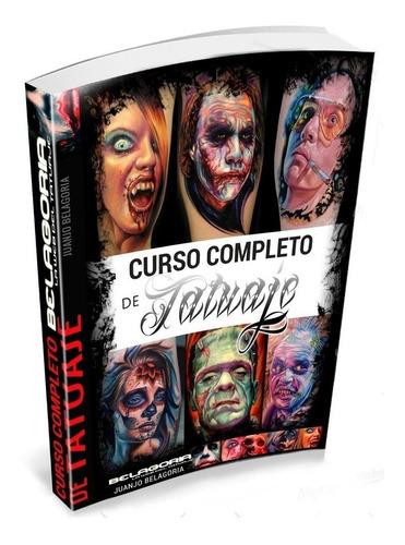 Curso De Tatuaje Completo Ebook Pdf Tattoo