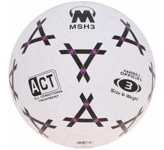 Pelota De Handball Mikasa Msh3 Pu N 3