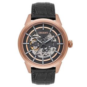 Relógio Orient Automático Masculino Nh7rc001 G1gx Esqueleto