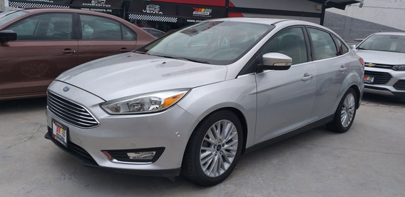 Ford Focus 2.0 Titanium At 2015