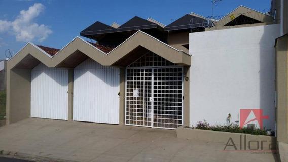Sobrado Com 3 Dormitórios À Venda, 265 M² Por R$ 650.000,00 - Vila Aparecida - Bragança Paulista/sp - So0746