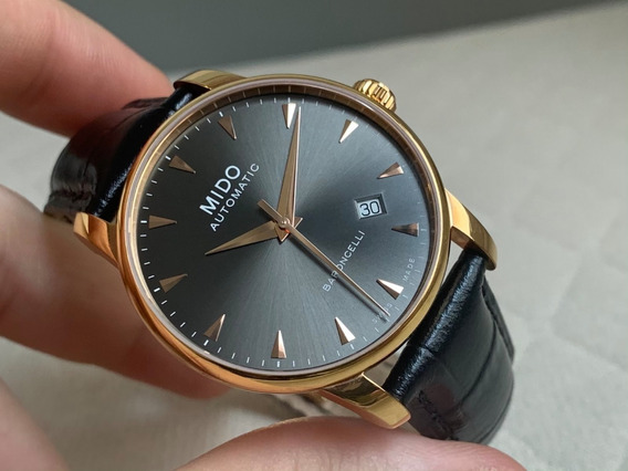 Relógio Mido Baroncelli Ii Automatic M8600.3.13.4