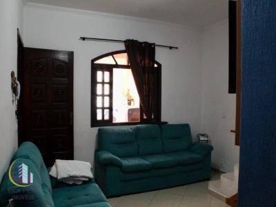 Sobrado Com 2 Dormitórios À Venda, 115 M² Por R$ 350.000,00 - Jardim Cirino - Osasco/sp - So0303