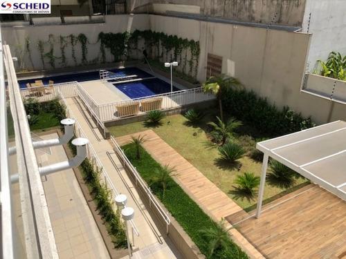 Imagem 1 de 15 de Apartamento 56m 1 Suite, 1 Vaga , Lindo E Novo Na Vila Mascote, Sp - Mc6346